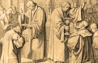 Lutherans and the Sacraments