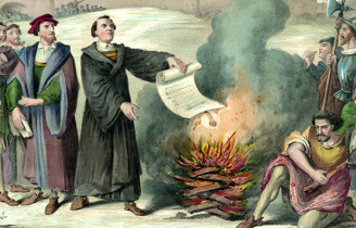 History of the Reformation: The Excommunication of Luther