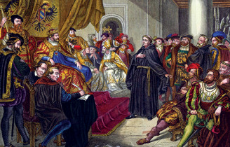 History of the Reformation: The Diet of Worms
