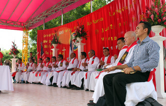 Celebrating the Reformation in Nicaragua
