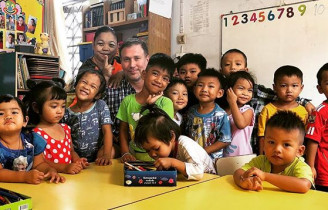 LCC International Mission Executive has a busy start