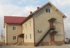 The seminary in Ukraine.