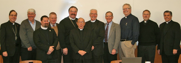 Participants in the discussions between Lutheran Church–Canada, The Lutheran Church—Missouri Synod and North American Lutheran Church