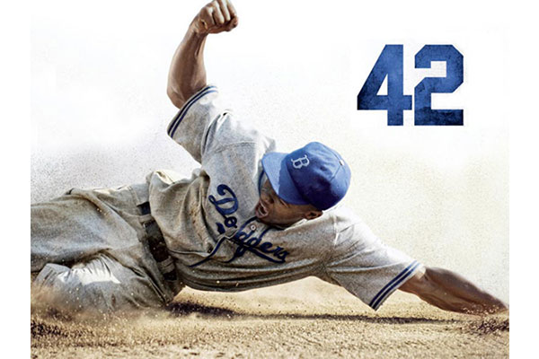 42: A film of faith and baseball