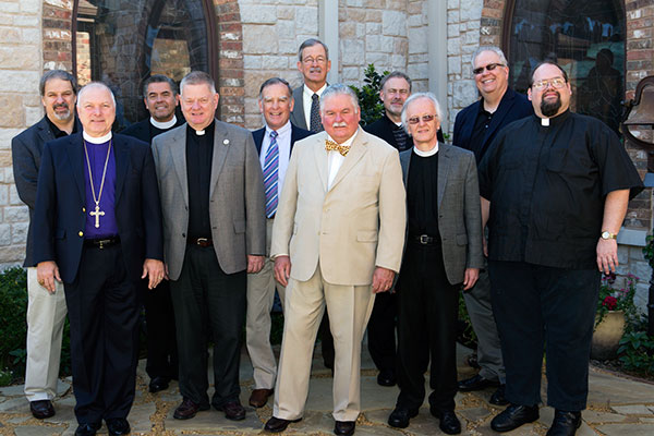 Anglicans and Lutherans hold summit on biblical marriage and sexuality