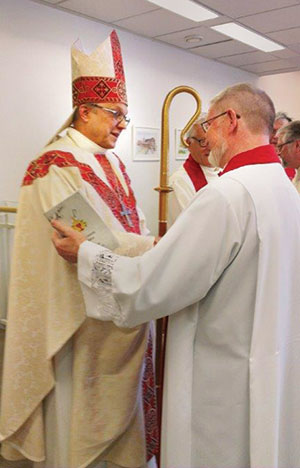 New Bishop for Finnish Lutherans