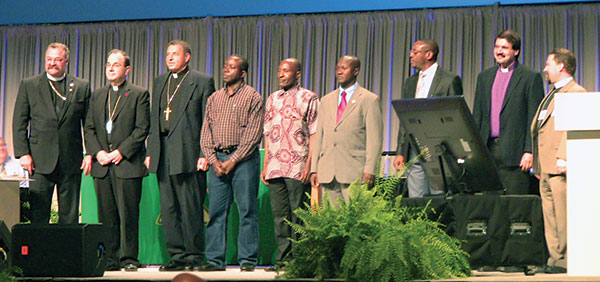LCMS convention expands inter-church relations