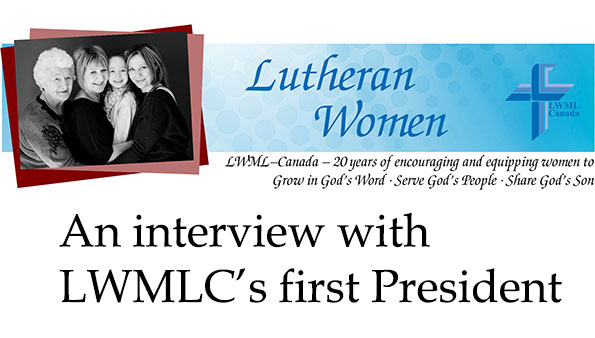 LWMLC celebrates 20 years: An interview with its first President