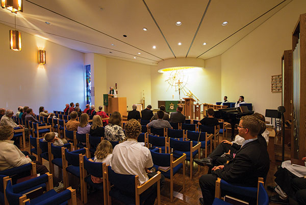 LCC's seminaries begin new year