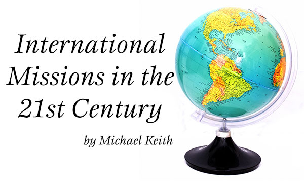 International missions in the 21st century