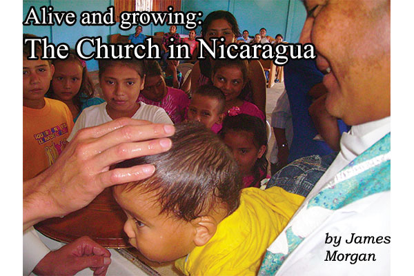 Alive and growing: The Church in Nicaragua