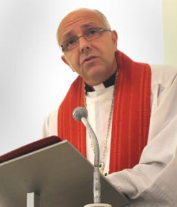 The Rev. Hans-Jörg Voigt, Bishop of the Independent Evangelical Lutheran Church of Germany