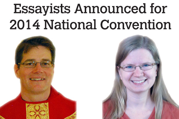 Lutheran Church of Canada 2014 National Convention Essayists announced