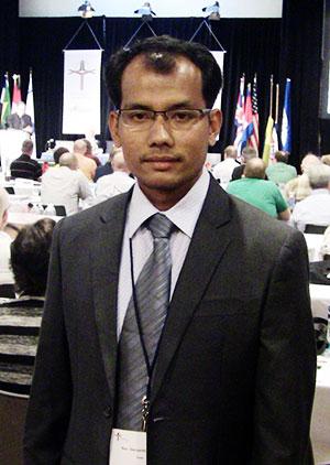 President Chhim.