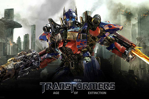 In review: Transformers 4 Age of Extinction