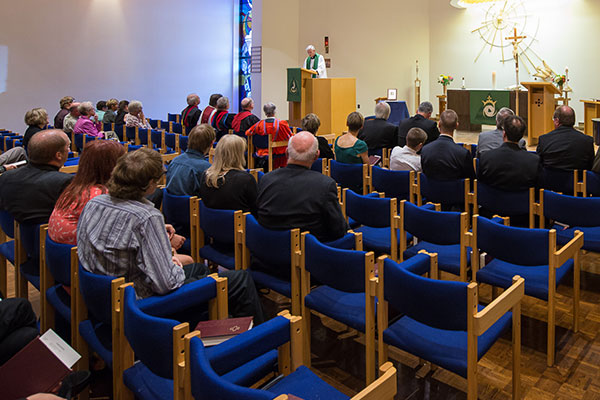Seminaries welcome new students as 2014-2015 school year begins