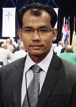 President Vannarith Chhim.