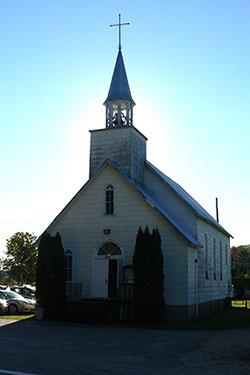 St. Paul's Lutheran (Bowman, Quebec).