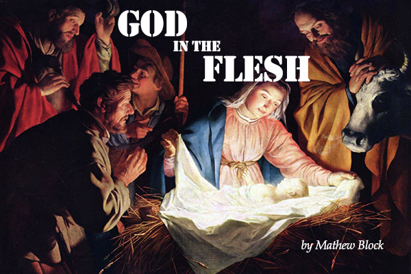 God in the Flesh: The meaning of Christmas