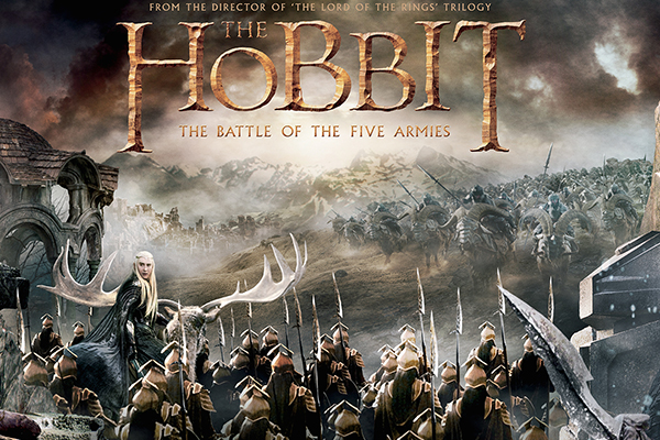 The Hobbit: Prepare for battle before viewing