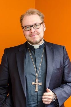 Rev. Murto Esko