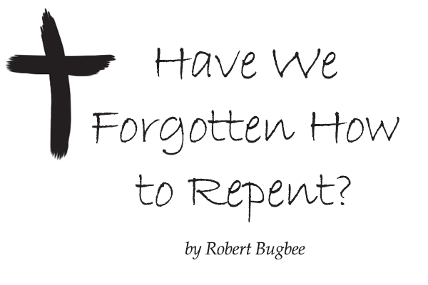 Forgetting-How-to-Repent
