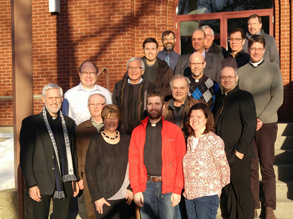 LCC Seminaries Hold Joint Board of Regents Meeting