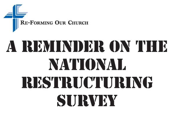 Restructuring-Survey-Reminder-Banner