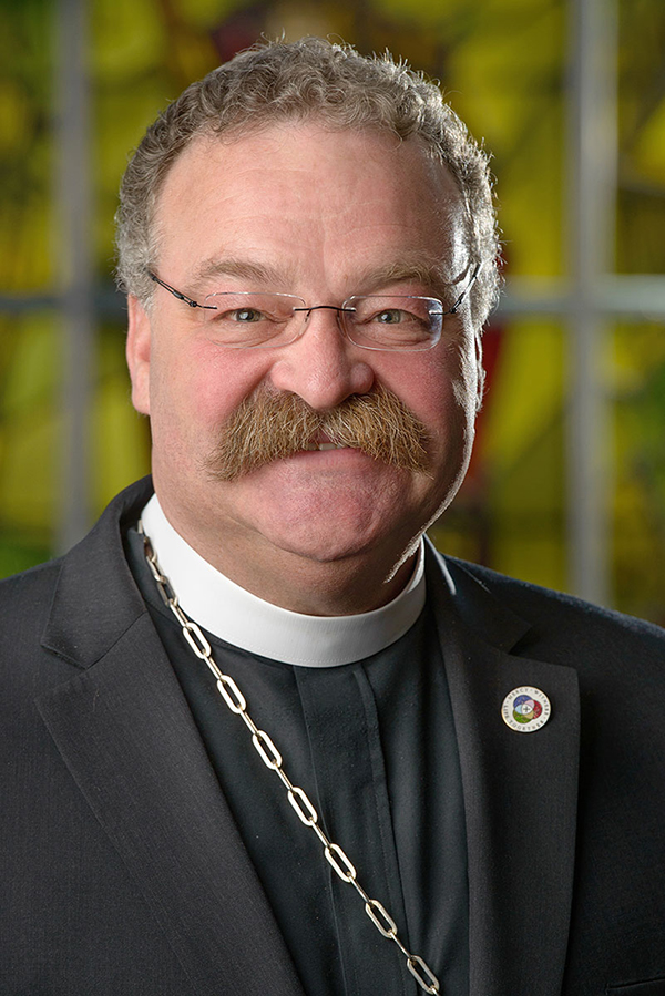 President Matthew Harrison (Photo: LCMS Communications)