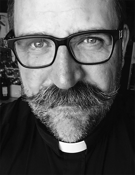 Rev. Arron Gust is a Vice President of the Central District of Lutheran Church–Canada.