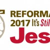 The LCMS logo for Reformation 2017 commemorations.