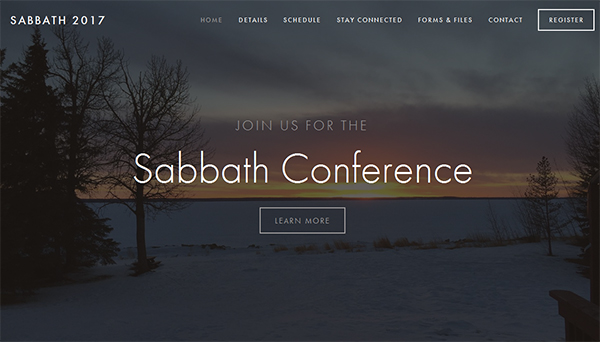 Sabbath-Conference