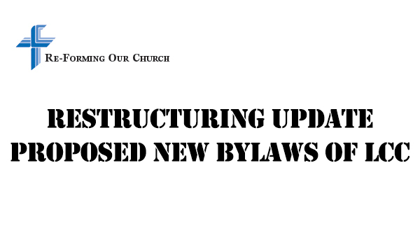 Restructuring-Update---Bylaws